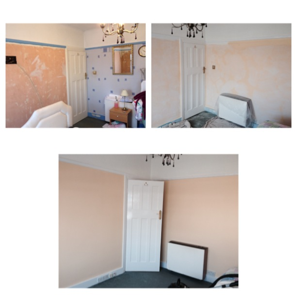 Merseyside painting for Exterior house painting liverpool